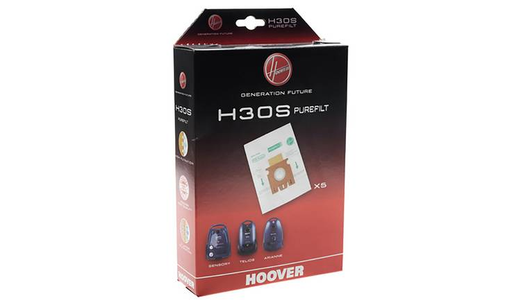Hoover Enigma Cylinder Dust Bags - Pack of 5