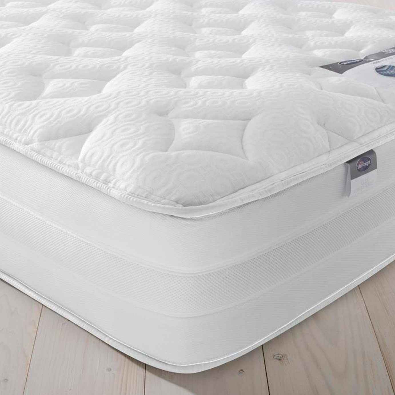 Silentnight 2000 Pocket Luxury King Size Mattress