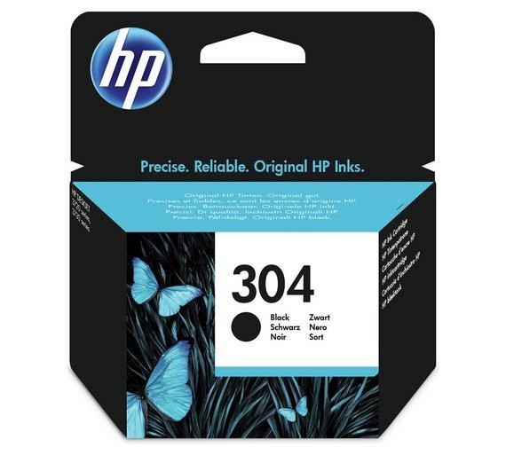HP 304 Black Ink Cartidge