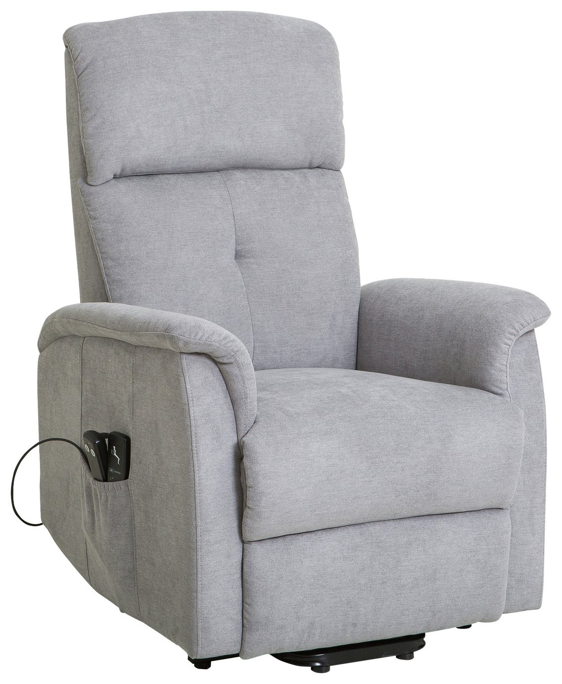 Margo Riser Recliner Heated Chair - Grey