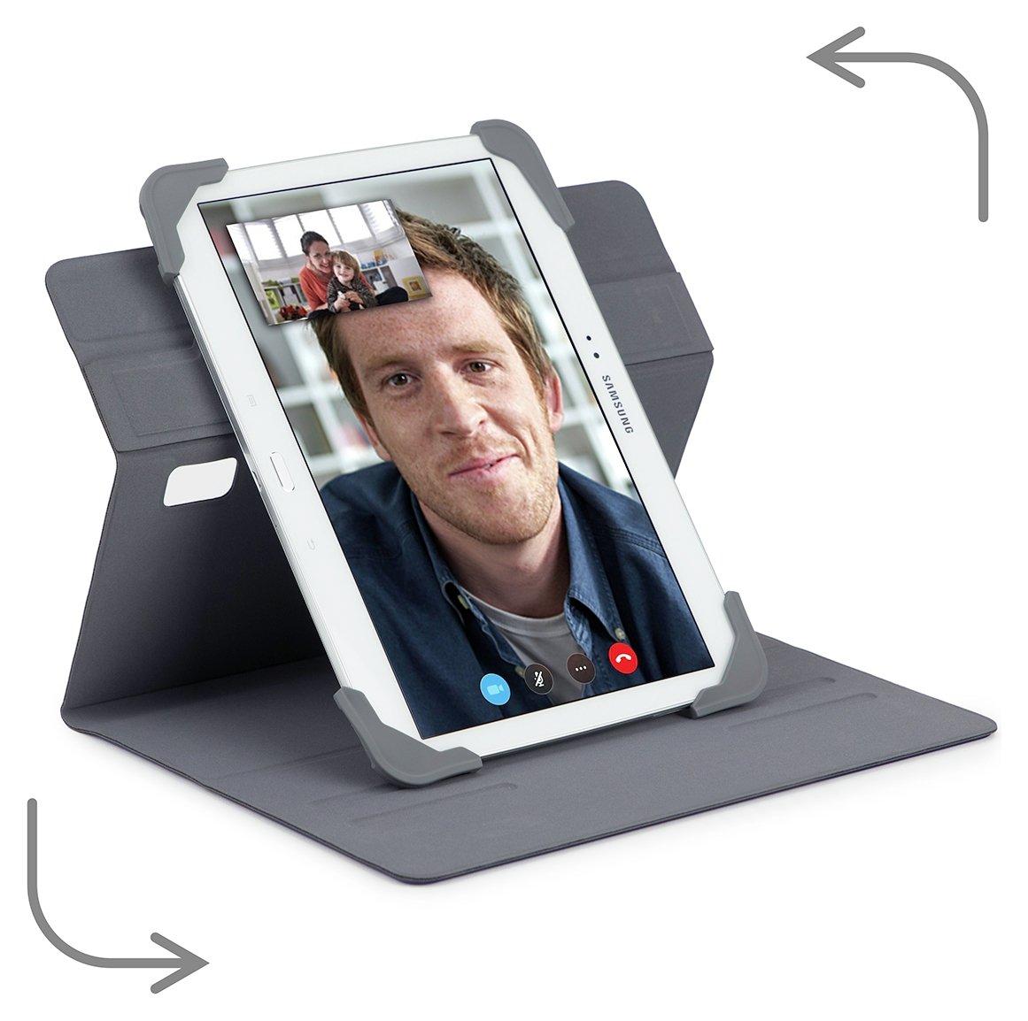 Targus Targus Fit n Grip 7-8 Inch Tablet Case - Grey.