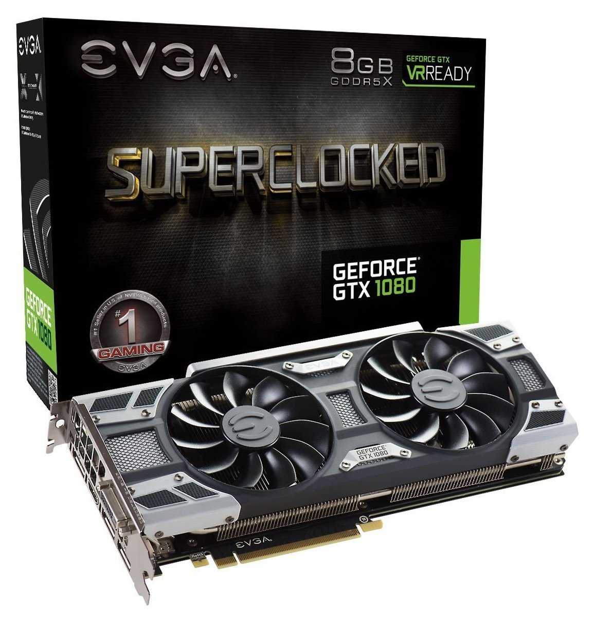 Click here for EVGA NVIDIA Geforce GTX 1080 8GB Gaming Graphics Card. prices