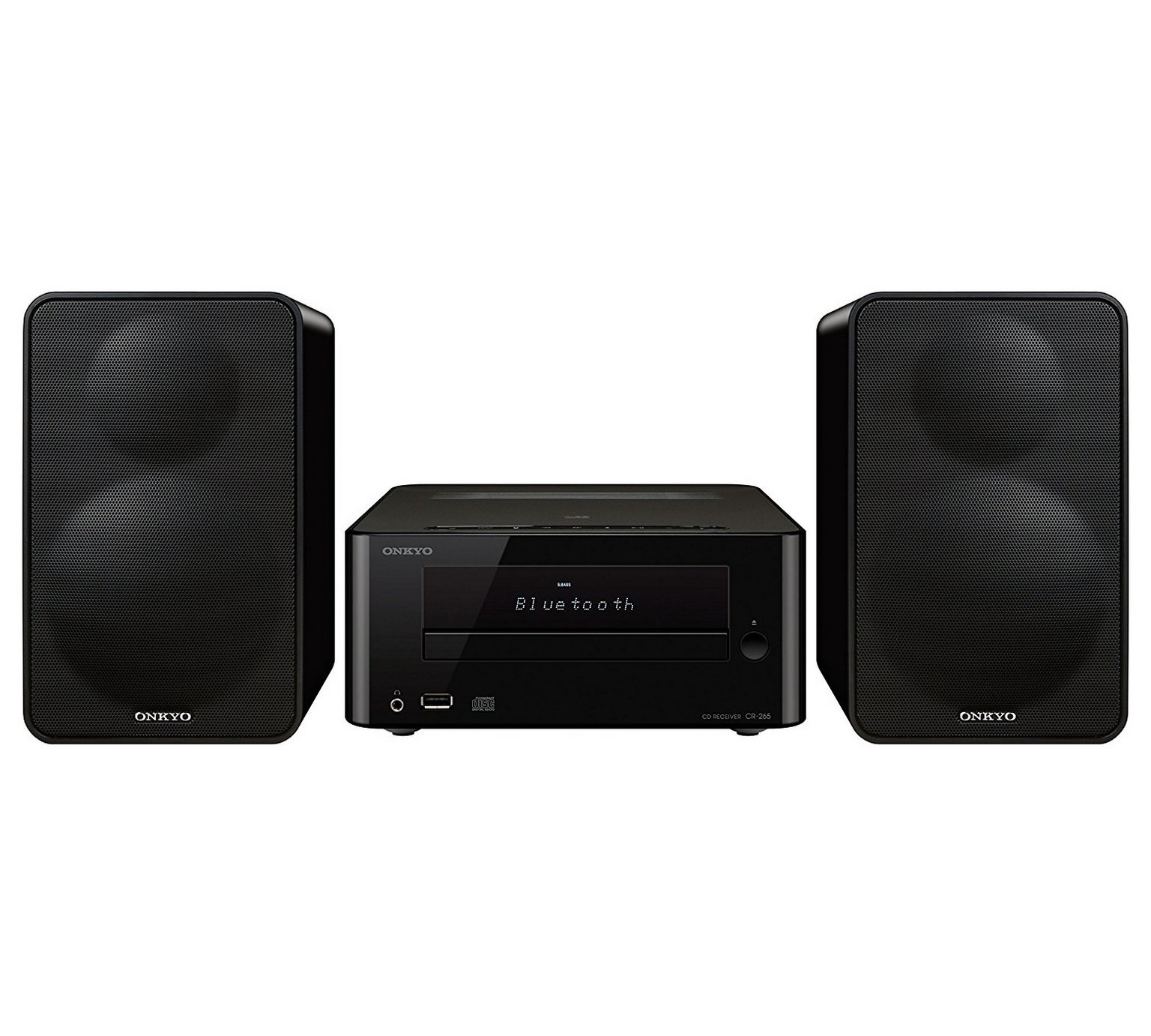 Onkyo CS-265 DAB CD Mini System - Black