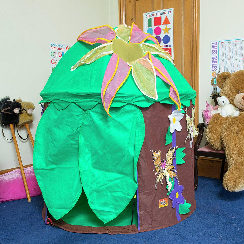 Image of Bazoongi - Woodland Fairy Hut Play Tent