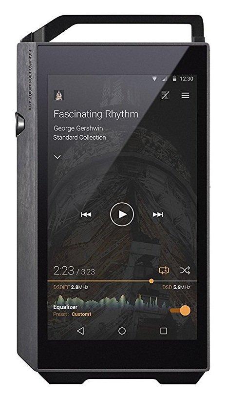 Pioneer XDP-100R Hi-Res Audio Player - Black.