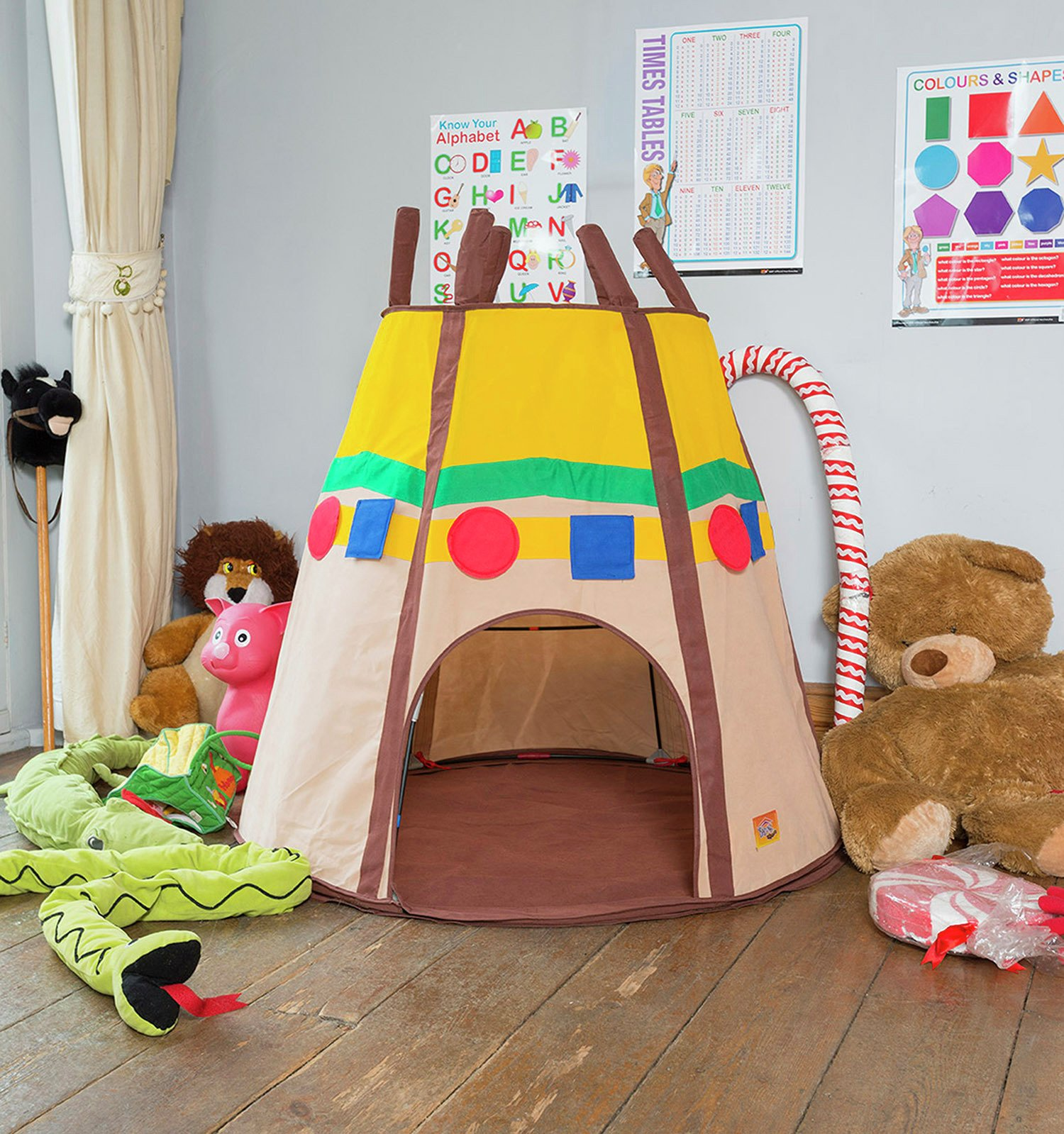Image of Bazoongi - Special Edition Teepee Play Tent