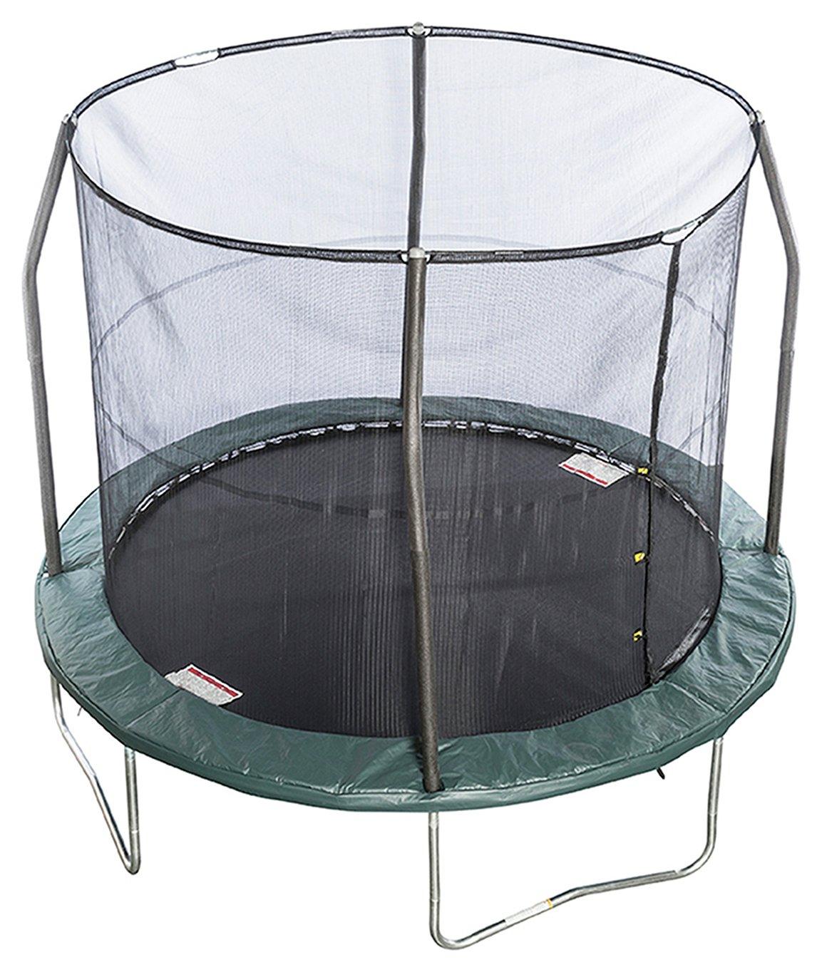 jumpking 10ft premium trampoline