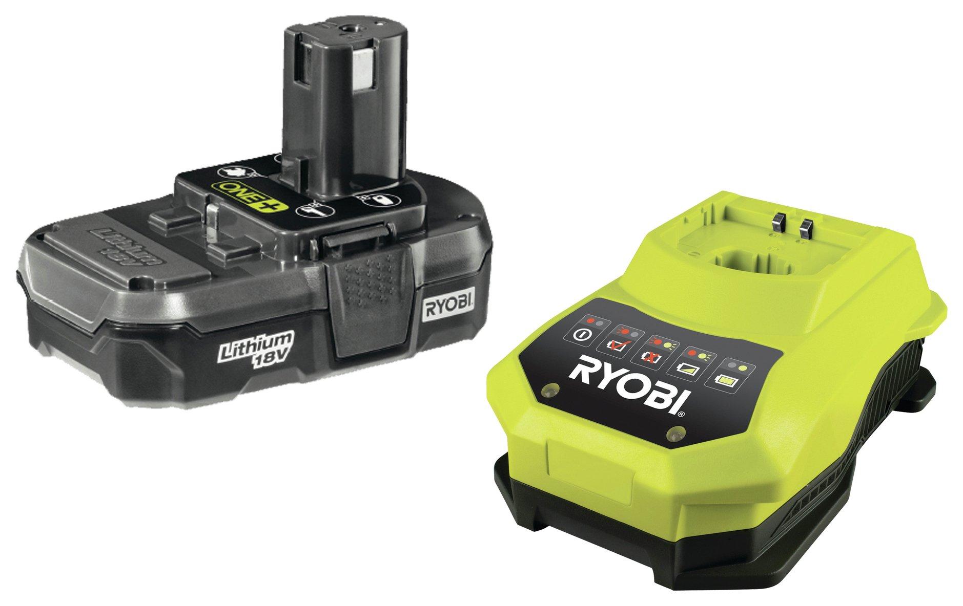 ryobi-rbc18l-13ah-battery-charger