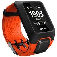 TomTom Adventurer HR Music GPS Multi-Sports Watch (Orange)