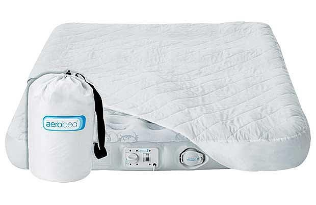 Image of Aerobed - Deluxe Air Bed - Double
