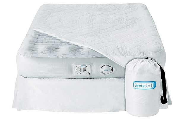 Image of Aerobed - Deluxe Raised Air Bed - Double