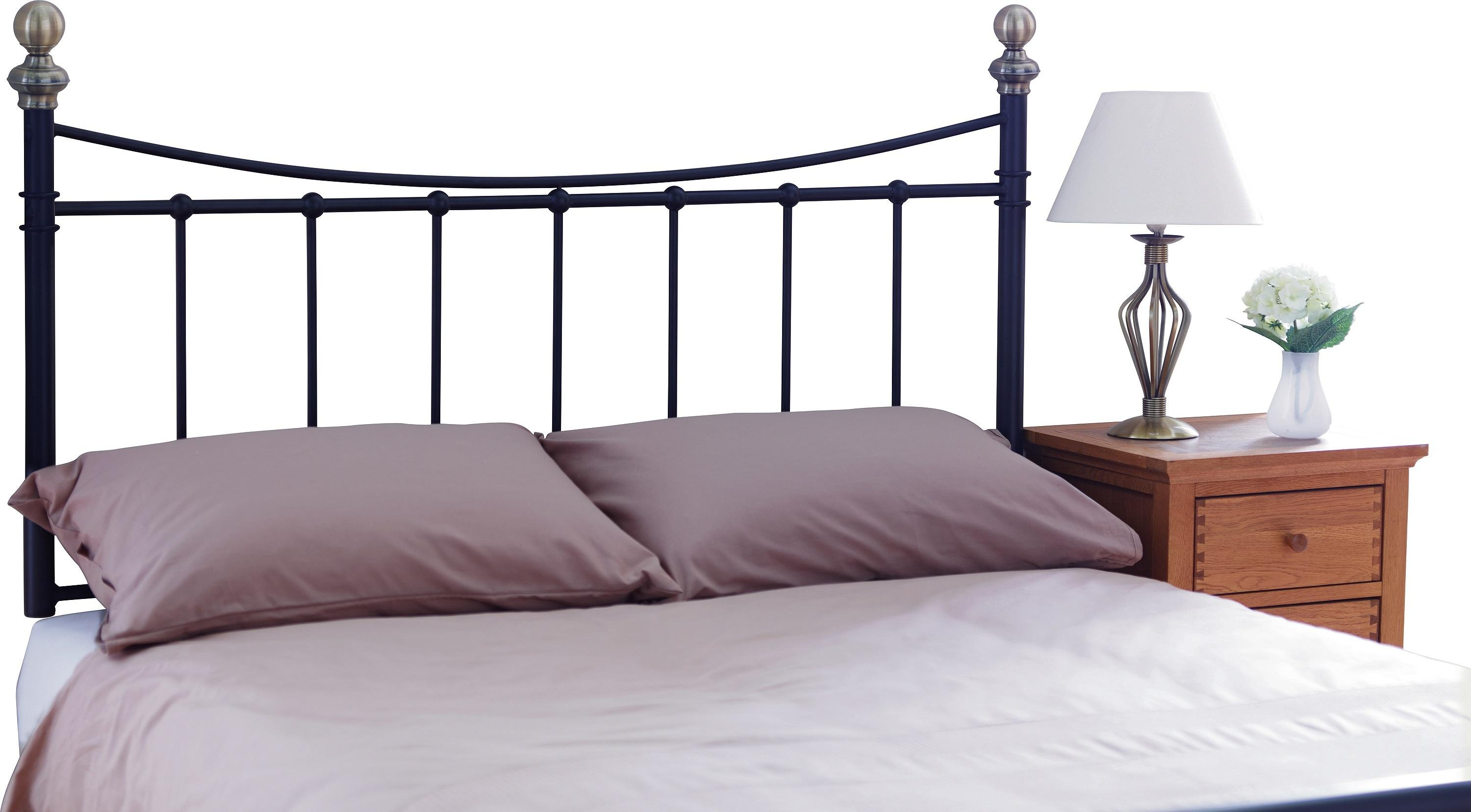 Image of Alderley - Single - Headboard - Black
