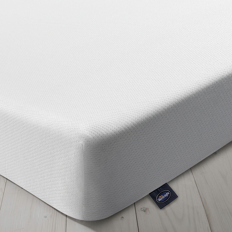 Silentnight Foam Rolled Single Mattress