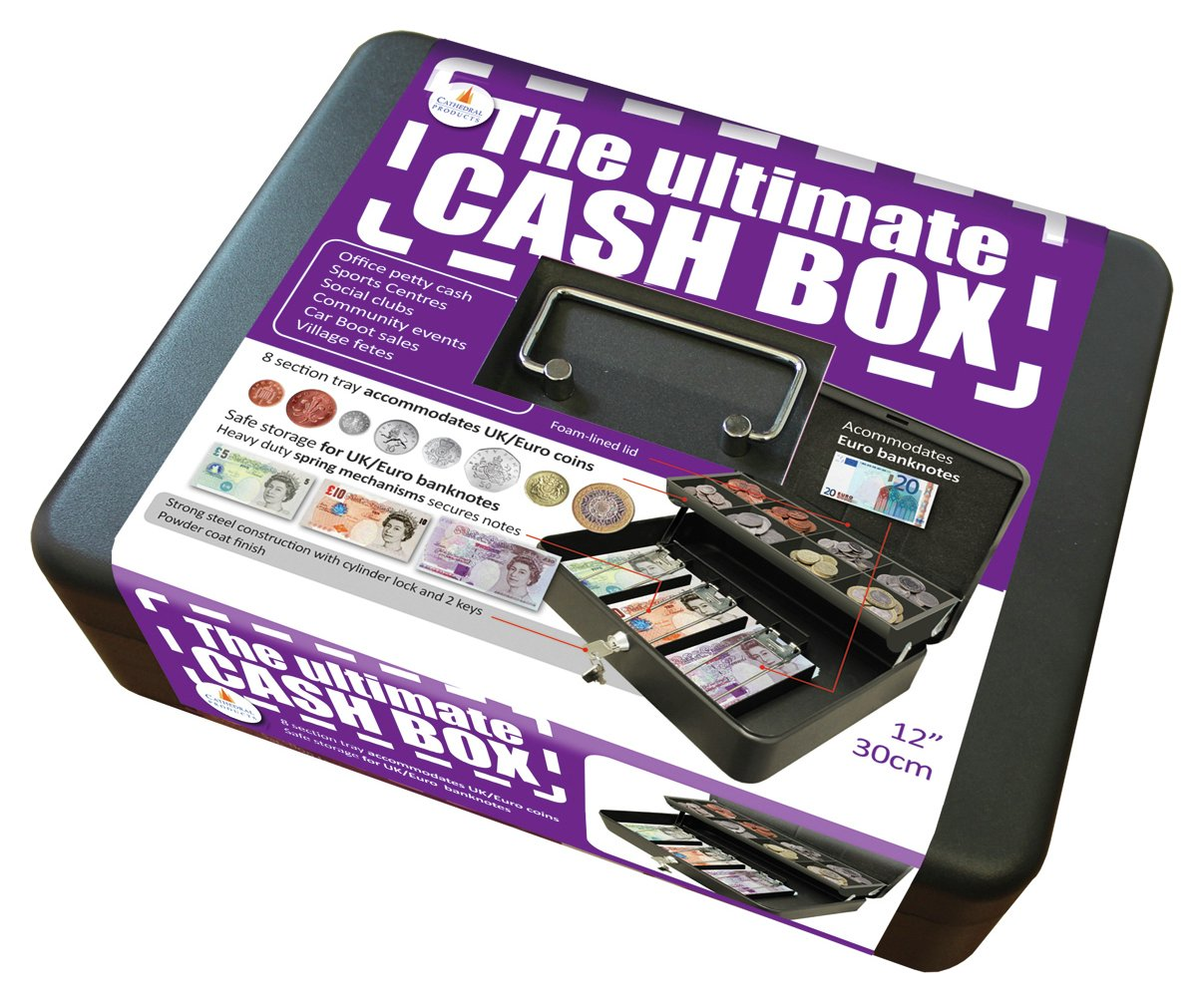 Image of Cathedral Ultimate Cash Box.