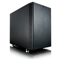 Fractal Design Define Nano S PC Case - Black.