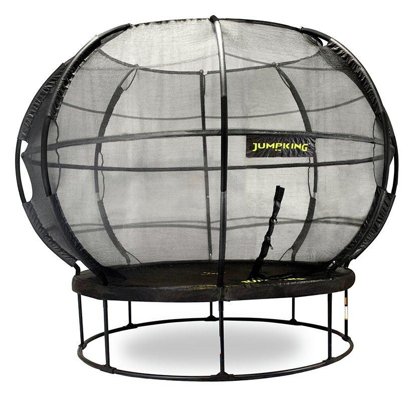 jumpking 14ft zorbpod trampoline