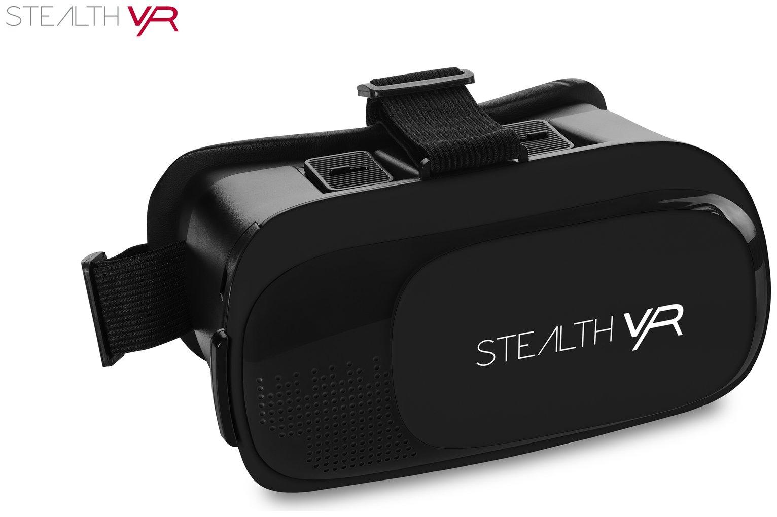 Stealth VR50 Mobile VR Headset - Black