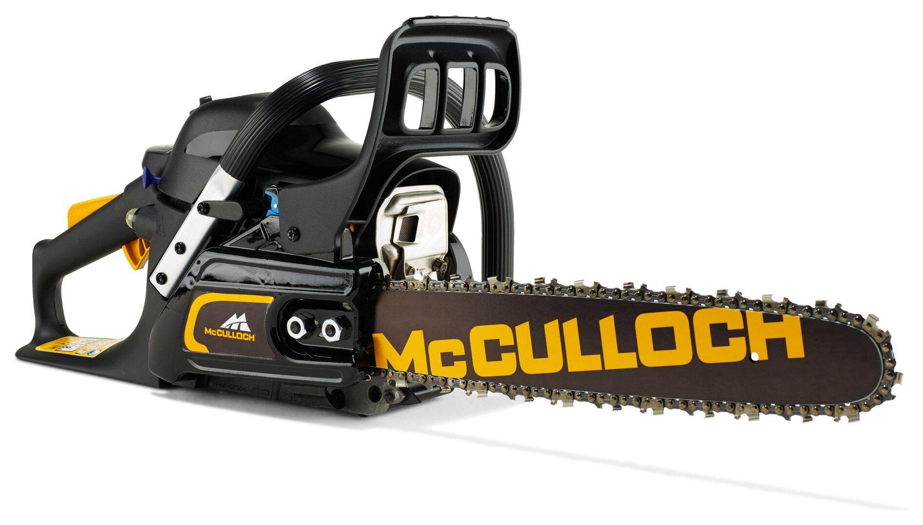 McCulloch CS35S 35cm Petrol Chainsaw - 35cc