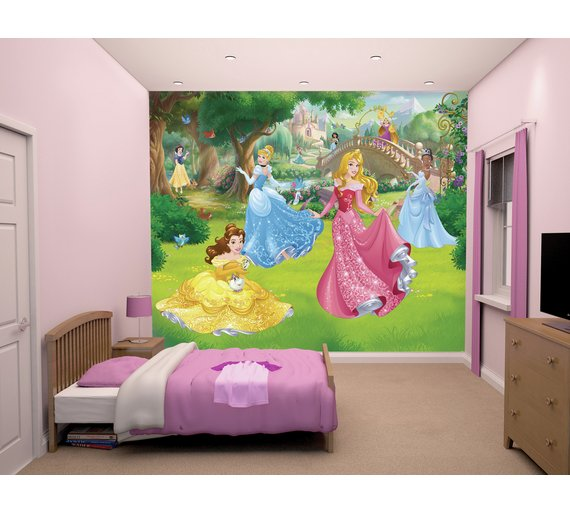Buy Disney Princess Mural