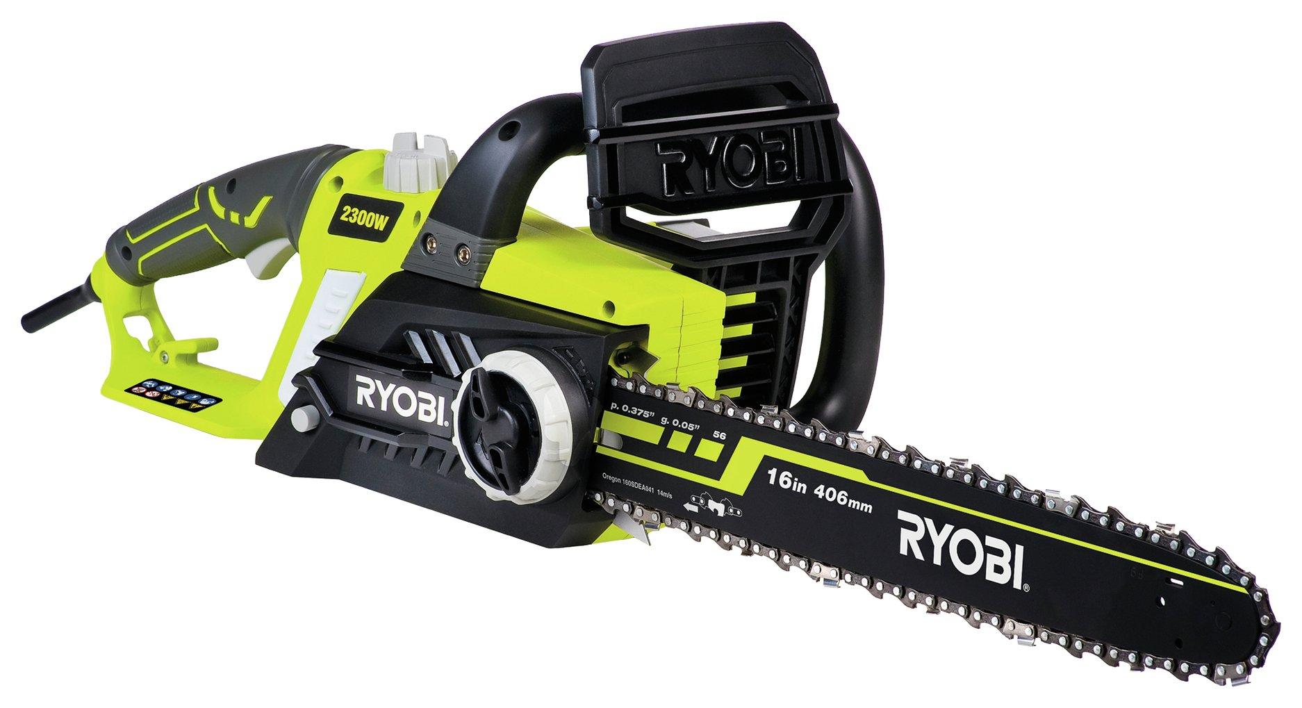 Ryobi - RCS2340 Corded Chainsaw - 2300W