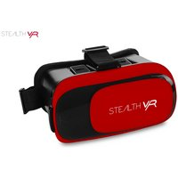 Stealth VR50 Mobile VR Headset - Red
