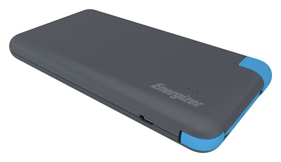 Energizer Hightech Power Bank(integrated cable) – 8000mAh.