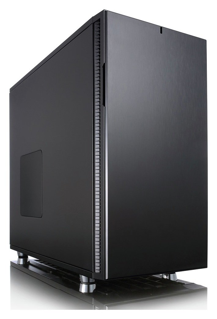 Fractal Design Define R5 PC Case - Black.