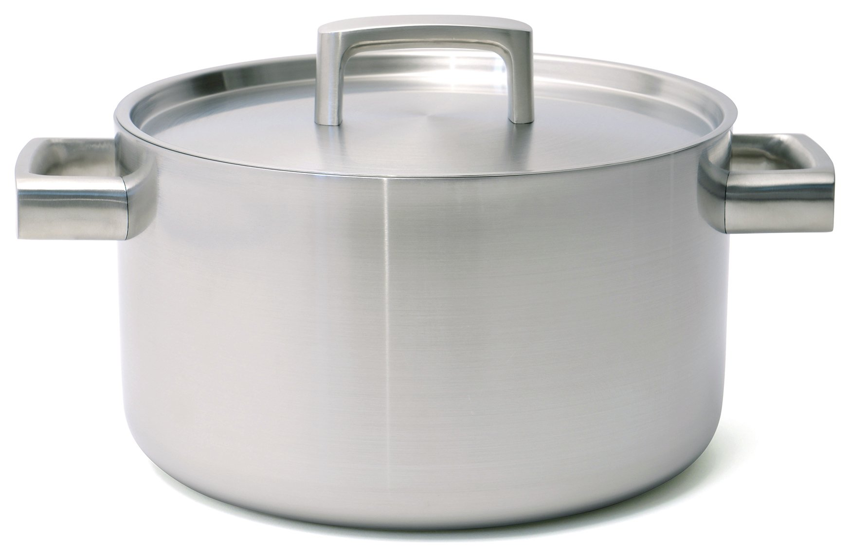 Image of BergHOFF 24cm Stainless Steel Stock Pot.