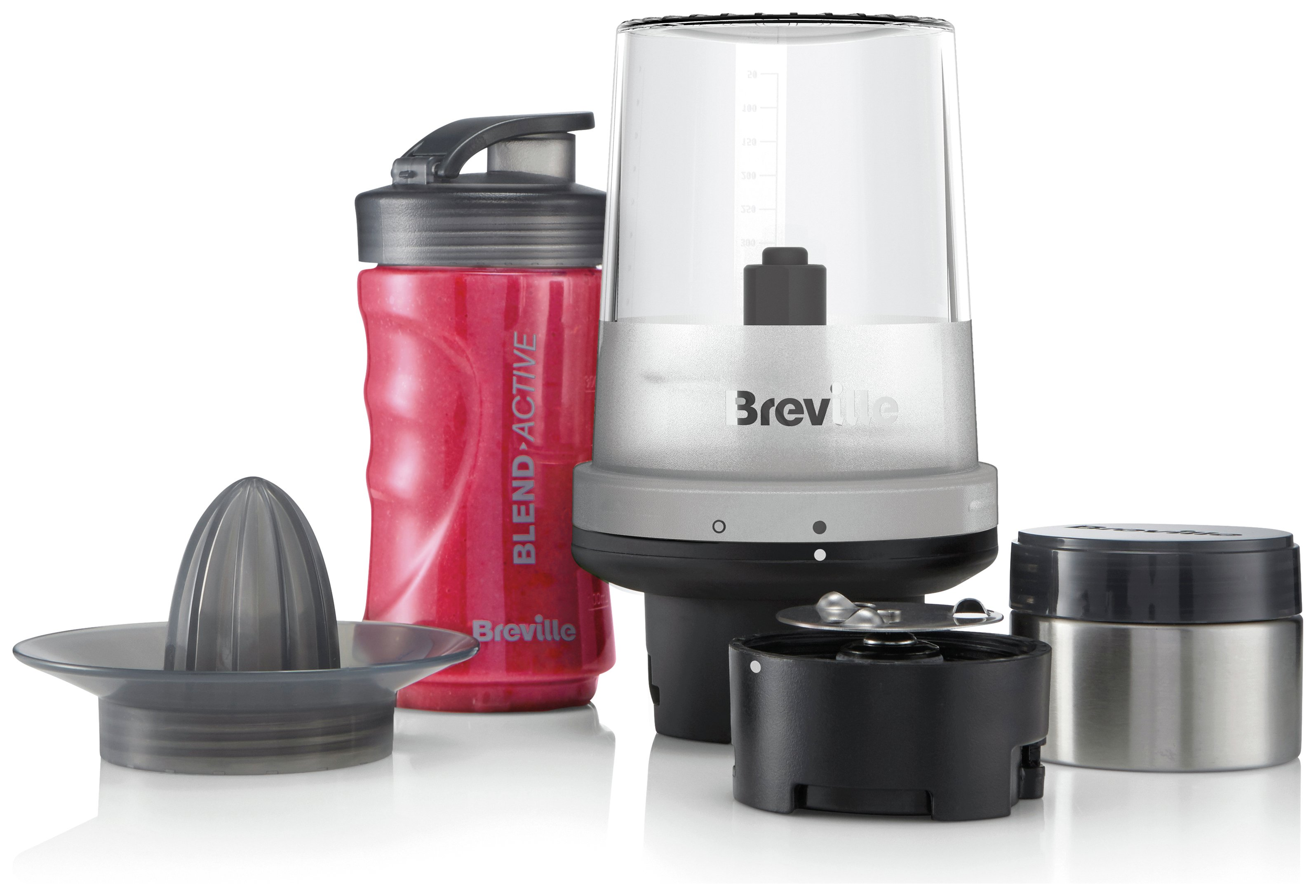 buy breville blend active accessory pack at argoscouk your online shop for blenders and smoothie makers blenders juicers and smoothie makers - Breville Food Processor