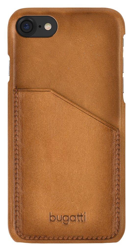 Bugatti iPhone 7 Case - Cognac.