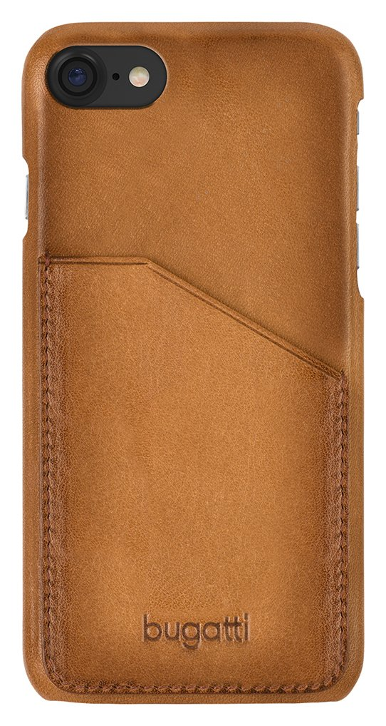 Image of Bugatti - iPhone - 7 Case - Cognac