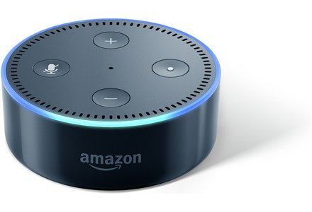 Amazon Echo Dot Multimedia Speaker - Black