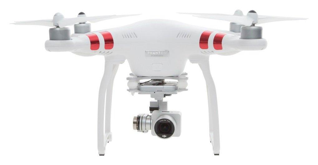 DJI Phantom 3 Standard Drone with Controller