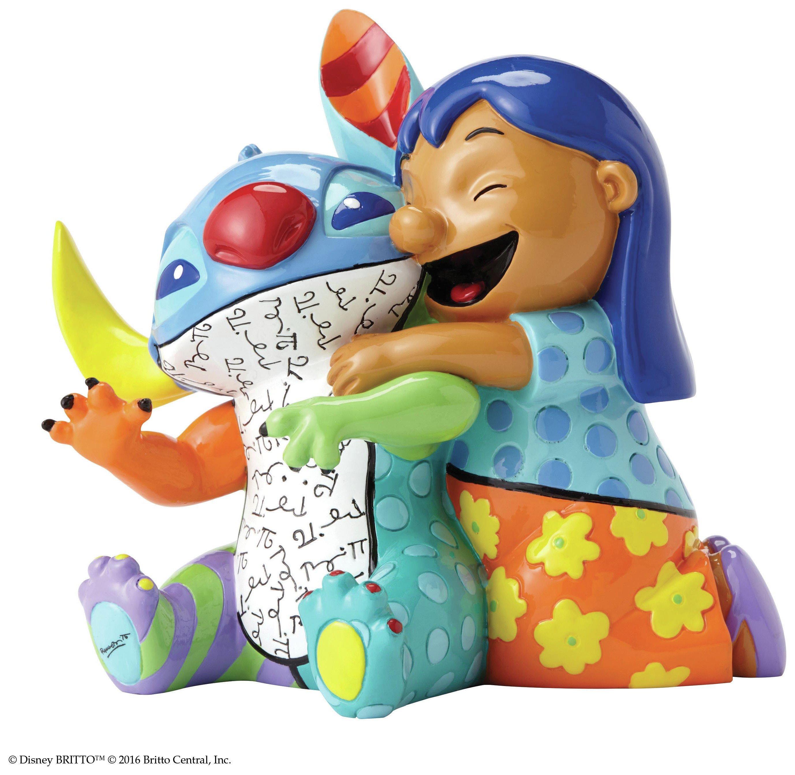 Image of Disney - By Britto Lilo and Stitch - Figurine