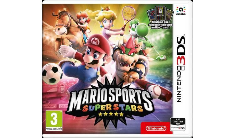 mario sport superstar 3ds