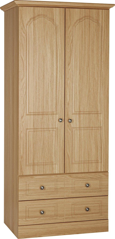 Argos Home Stratford 2 Door 2 Drawer Wardrobe