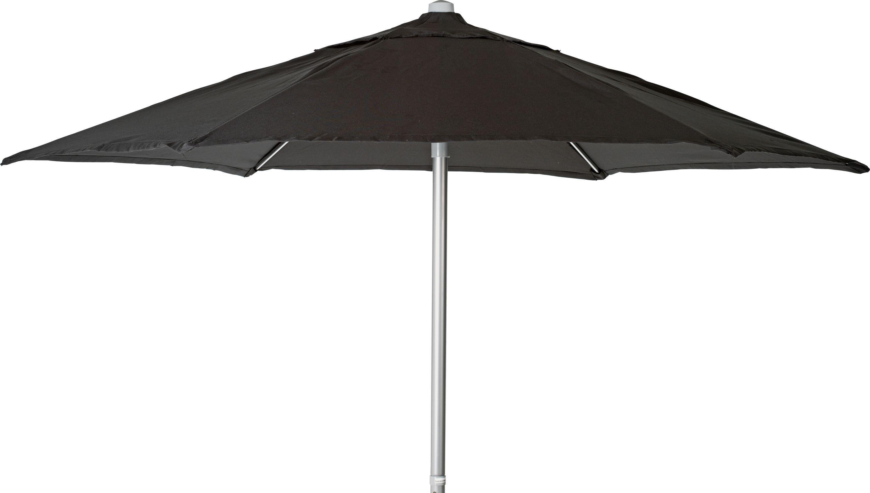 Argos Home 2m Water Repellent Garden Parasol - Black