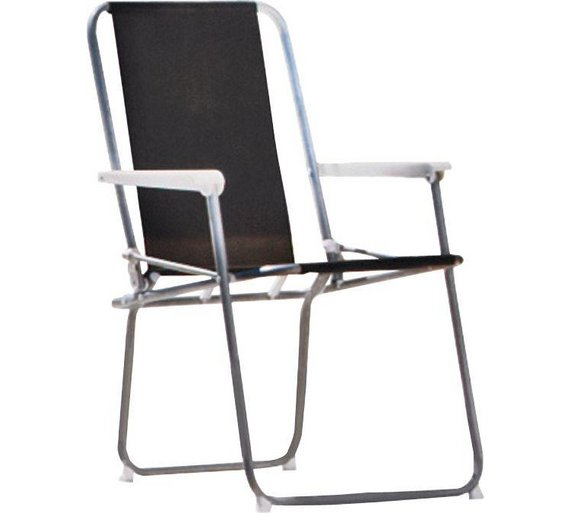 Folding Picnic Chair   Black651 1373. Buy Folding Picnic Chair   Black at Argos co uk   Your Online Shop