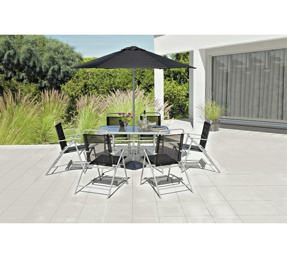 click to zoom - Garden Furniture Table And Chairs