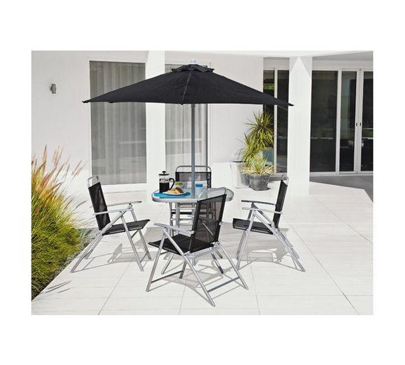 Loading. - Buy HOME Atlantic 4 Seater Patio Set At Argos.co.uk - Your Online