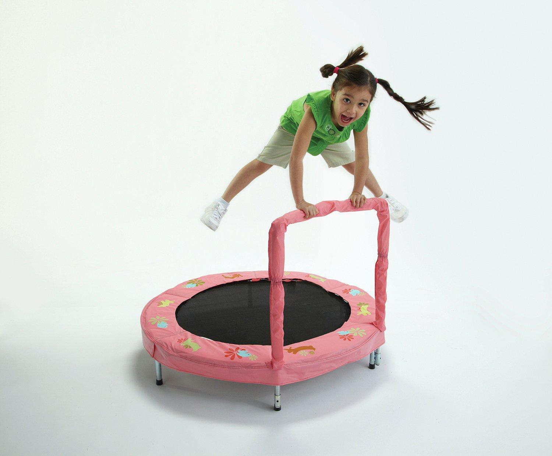 Jumpking   48inch Junior   Trampoline   Bunny Bouncer