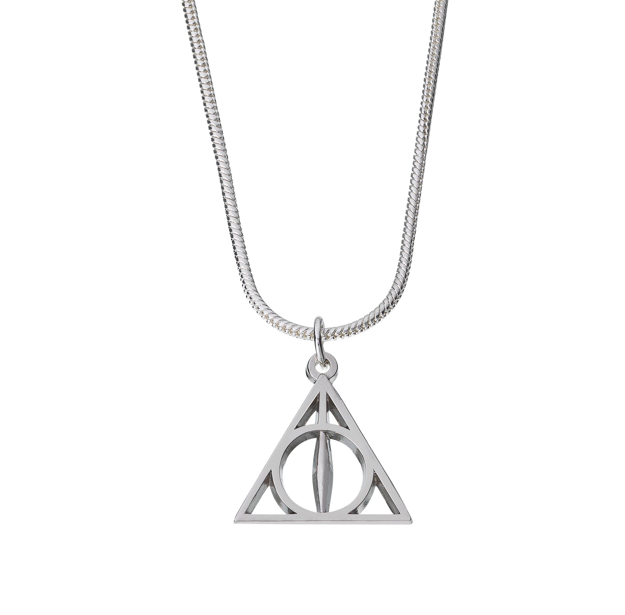 Harry Potter Deathly Hallows Pendant.