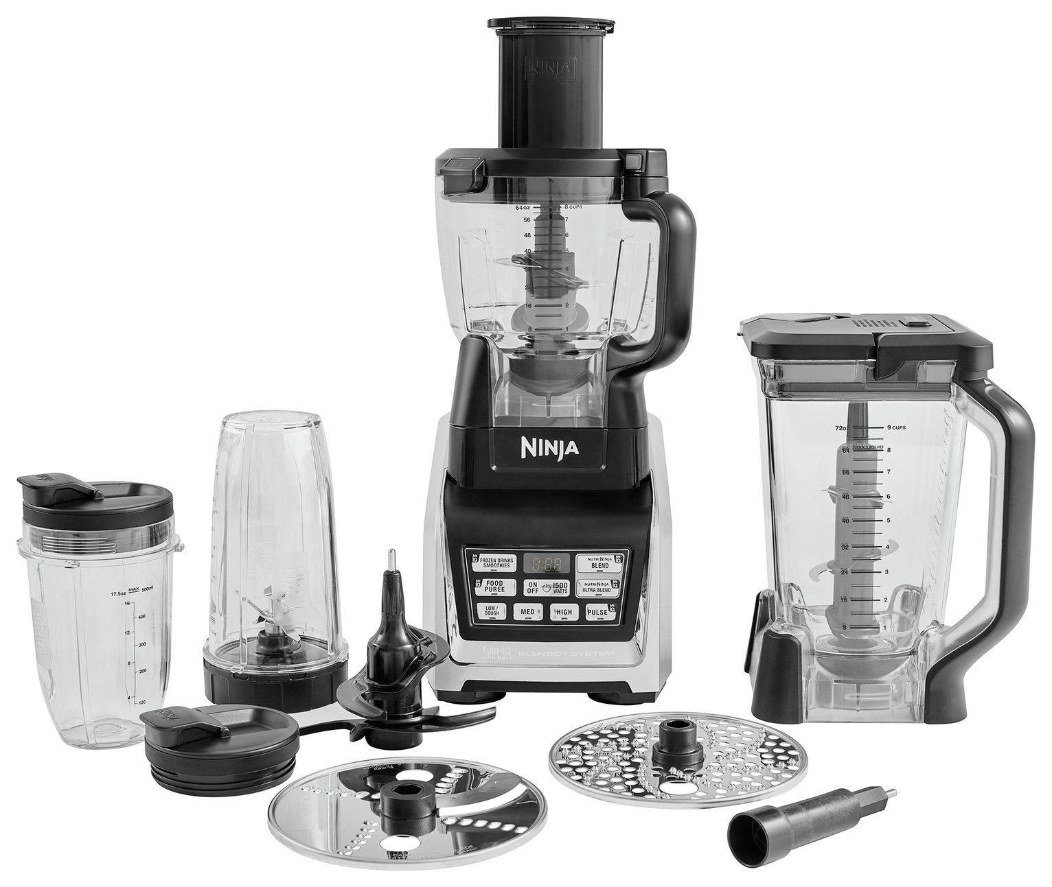 Ninja - Kitchen System with Nutri Ninja - ? BL682UK2