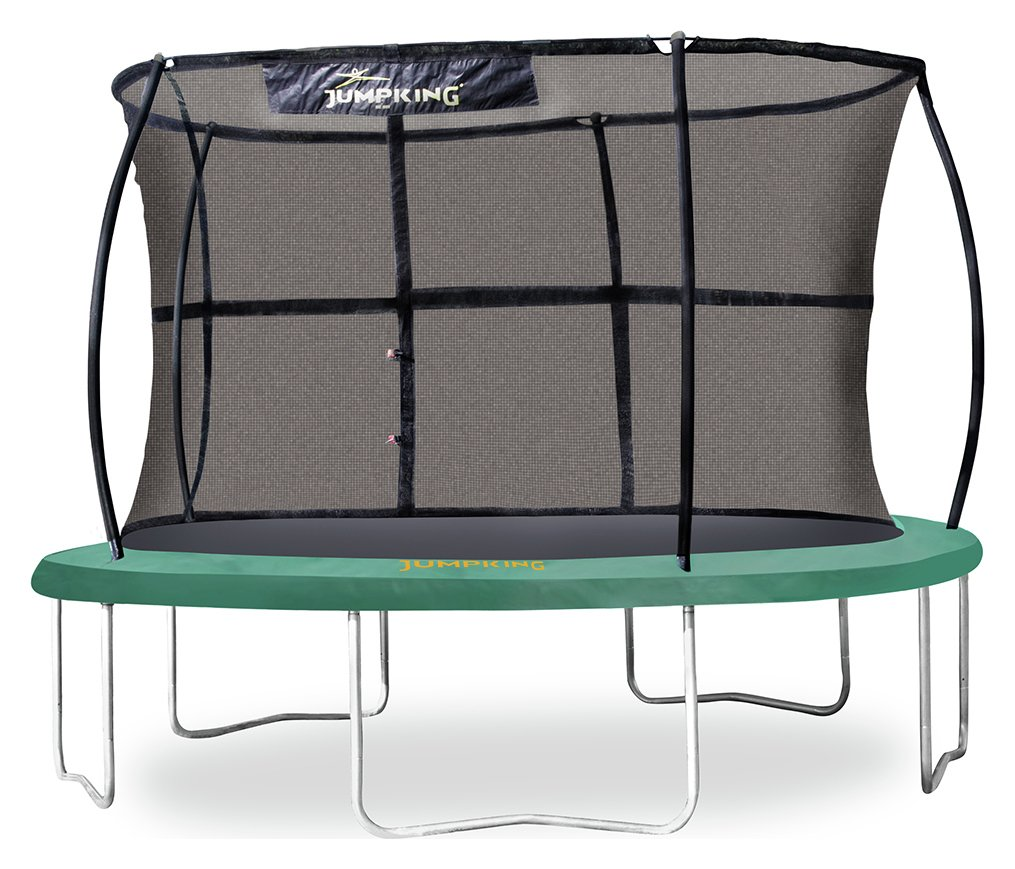 Jumpking 10ft Premium Classic Trampoline with Enclosure