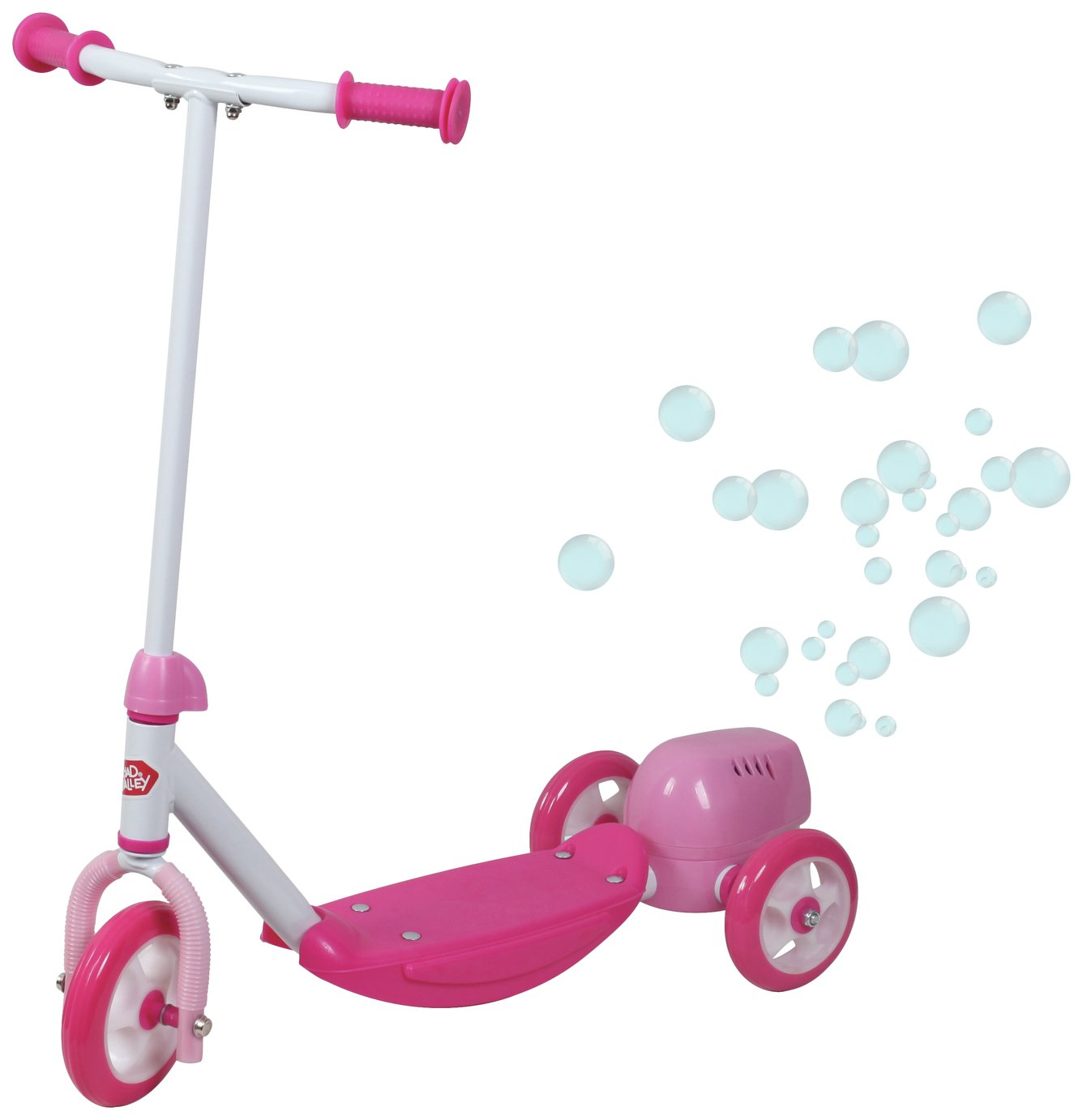 Buy Chad Valley Bubble Scooter 2 For 30 Pounds On Toys Argos