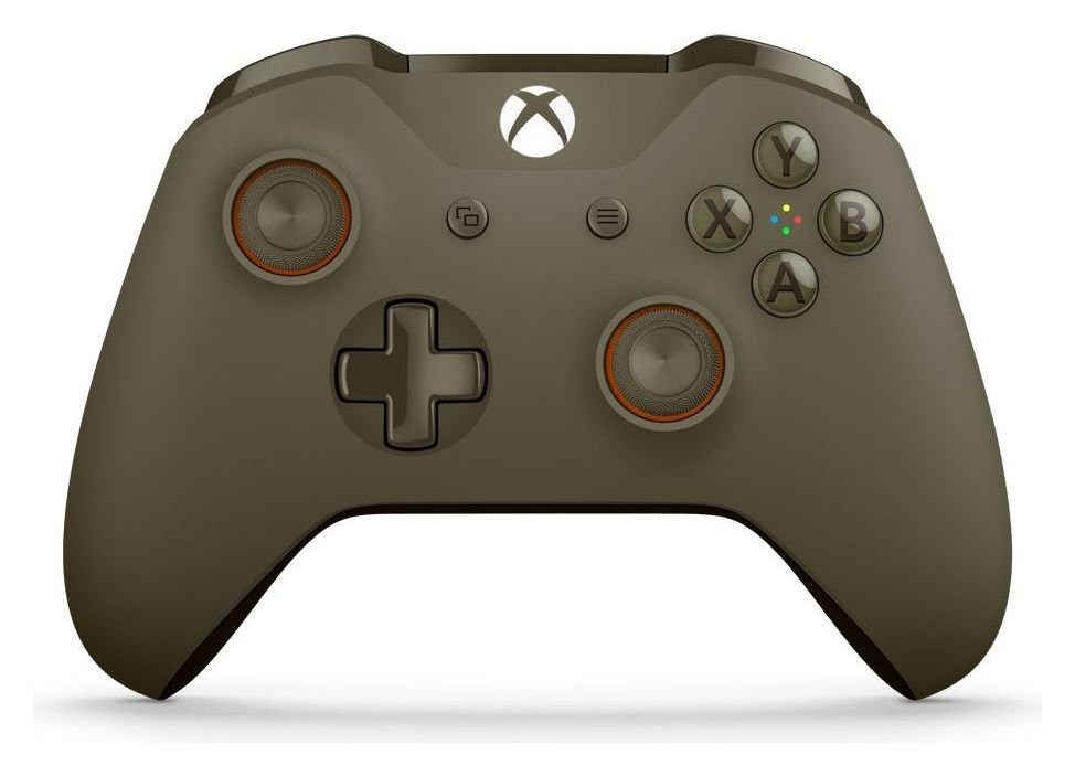 Xbox One Special Edition Controller - Miltary Green