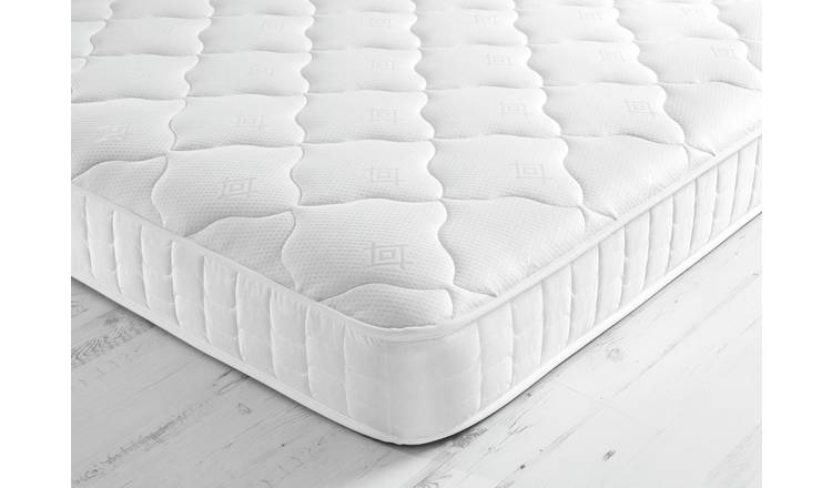 Argos Home Dalham Memory Mattress - Single