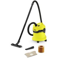 Karcher - WD2 - Wet and Dry Vacuum Cleaner