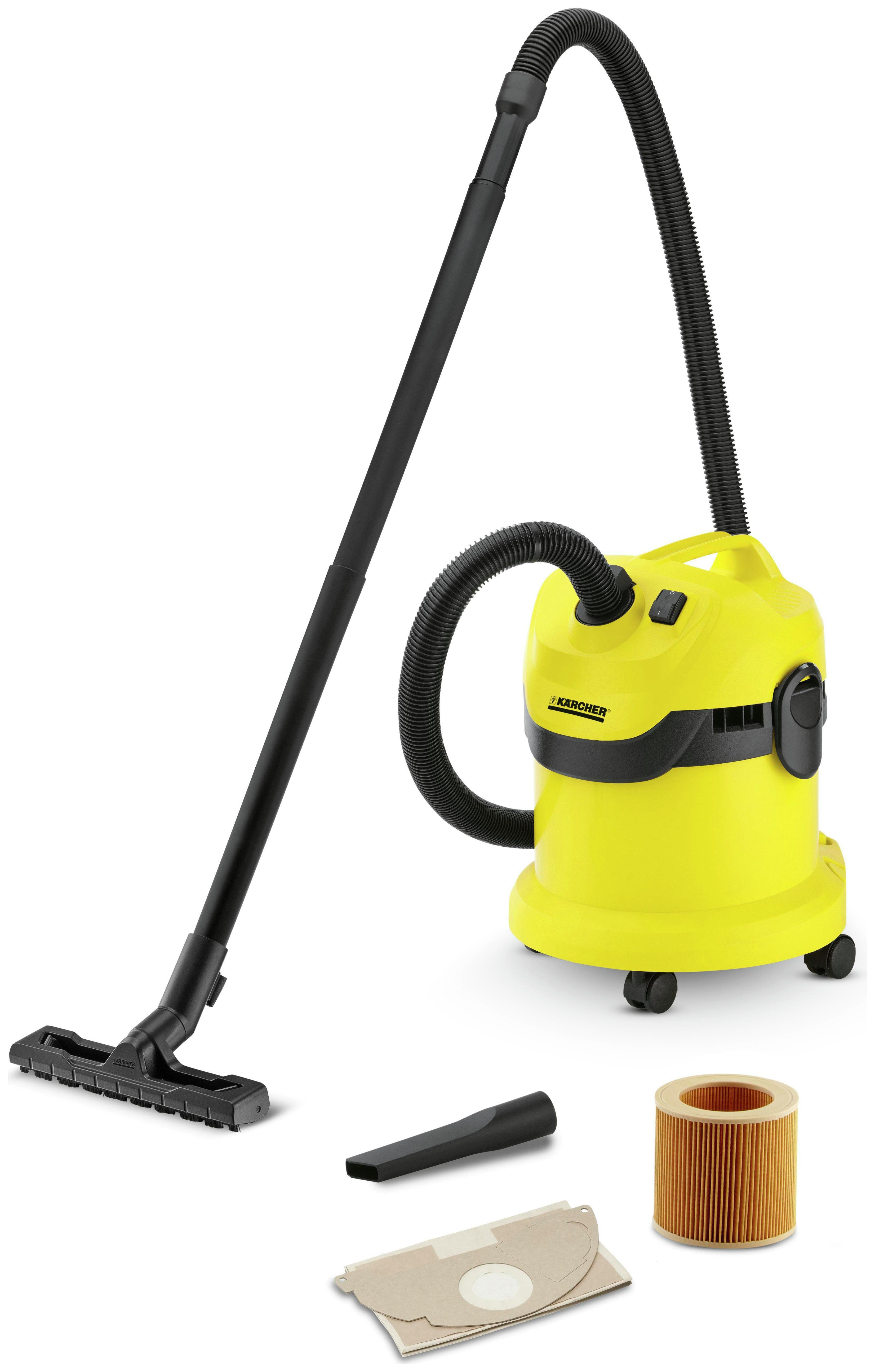buy karcher wd wet and dry vacuum cleaner at argoscouk your online shop for carpet cleaners floorcare home and garden