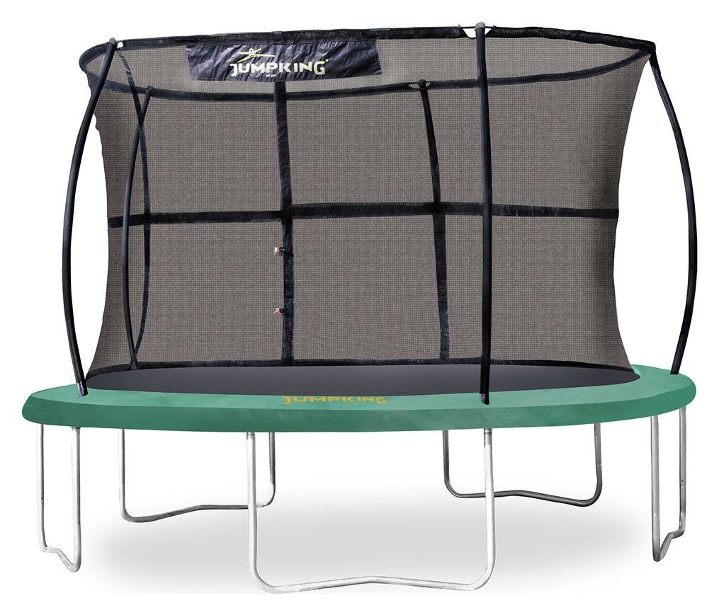 Jumpking 12ft Premium Classic Trampoline with Enclosure